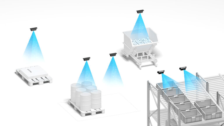 The sensors of the Smart Reordering System are battery powered and communicate via LoRaWAN.